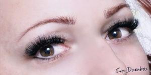 5-6D volume lashes